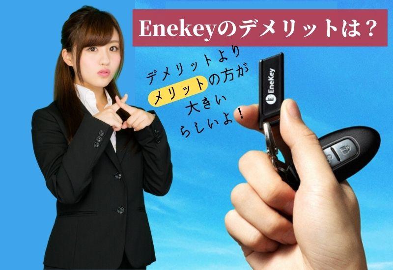 enekey-demerit